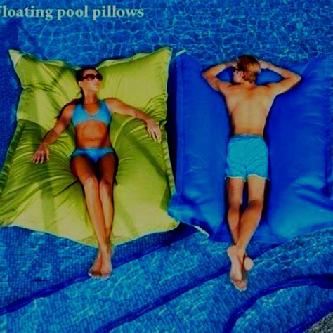 floating pool pillows products i