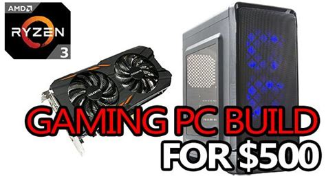 best budget pc gaming laptops 2015 500 1000 1500 2000 the best budget gaming pc build for 500 in 2018 the