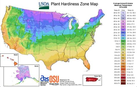 usda hardiness zones map sunset climate zones and other zone maps