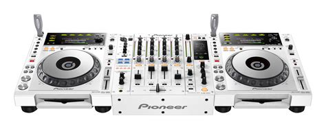 Pioneer Dj Giveaway - pioneer dj announces limited edition white cdj dj mixer your edm
