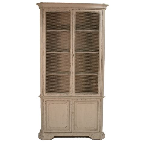 cabinet door finishing racks french country farm cabinet distressed cream finish