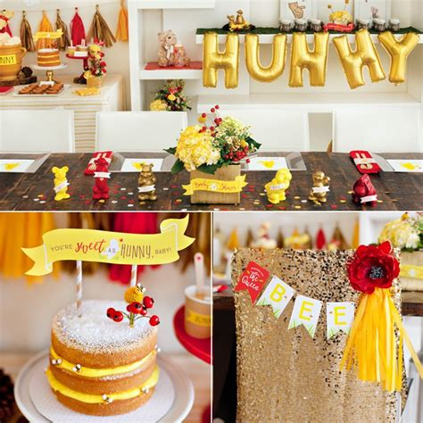 Vintage Winnie The Pooh Baby Shower by Classic Winnie The Pooh Baby Shower Ideas Cimvitation