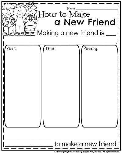 back to school kindergarten worksheets best of back to