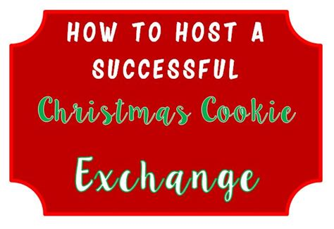 gingerbabymama how to host a successful christmas cookie