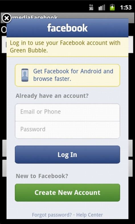layout tela de login android integrando aplica 231 245 es android com o facebook