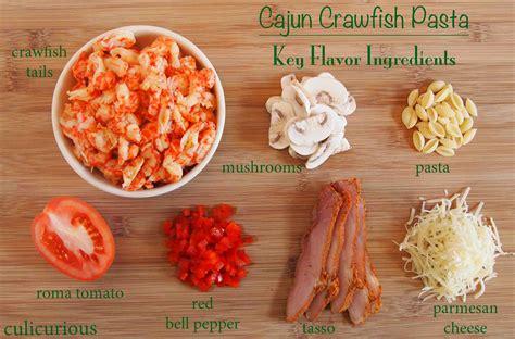cajun crawfish pasta recipe culicurious