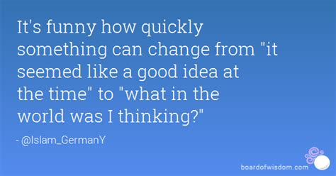 Can I Switch From Part Time To Time Mba by It S How Quickly Something Can Change From Quot It
