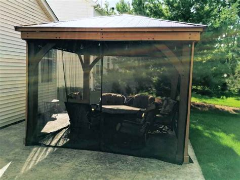 12 x 15 gazebo 15 best collection of yardistry gazebo 12x14