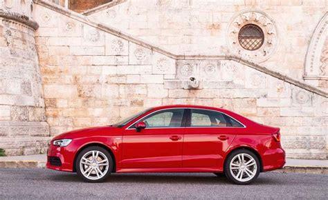 2015 Audi A3 Sedan Pricing Announced European Car Magazine 2015 A3 Sedan Price Announced