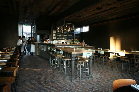design cafe los angeles 2010 restaurant design aia los angeles archdaily
