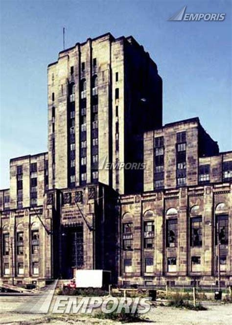Cuyahoga County Criminal Court Records Cuyahoga County Criminal Court Building Cleveland 171977 Emporis
