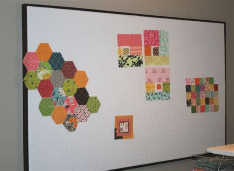 Quilting Wall Board by Fitf A New Design Wall And Other Weekend