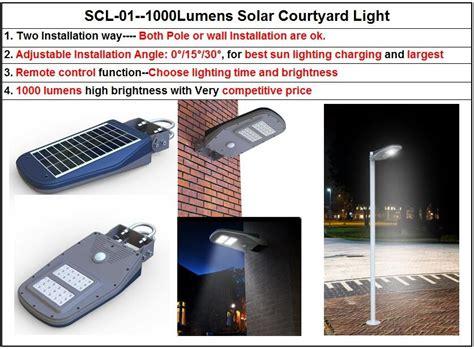 solar led light manufacturers pole mount led lights manufacturers solar led light