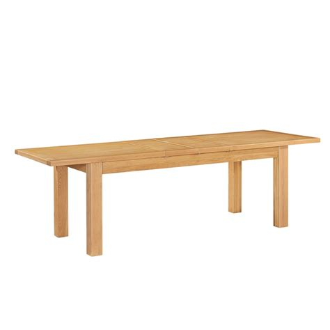 Devlyn Oak Range Extending Dining Table Range Dining Table