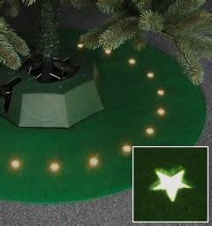 led le kreis fhs weihnachtsbaum filzteppich beleuchtet modell kreis