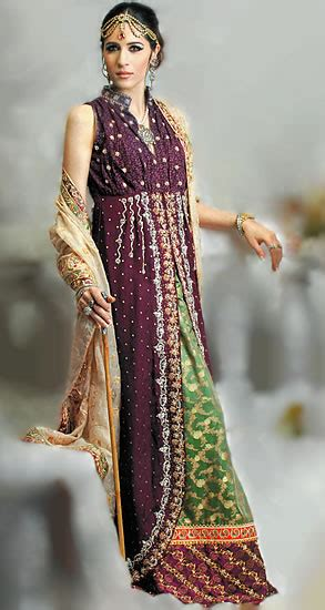 Salsha Tunik 2 gossip indian dresses for