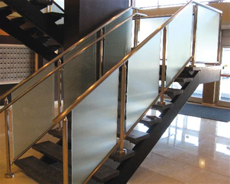 Glass Banister Kits by Stainless Stair Pictures Studio Design Gallery