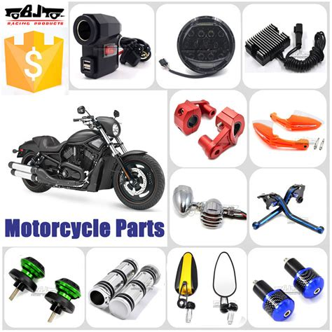 motorbike accessories manufacturer aftermarket wholesale motorbike