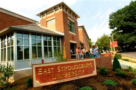 East Stroudsburg Mba by Cus Additions Give East Stroudsburg