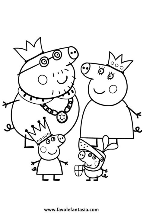 peppa pig at the beach coloring pages free coloring pages of peppa pig at the beach
