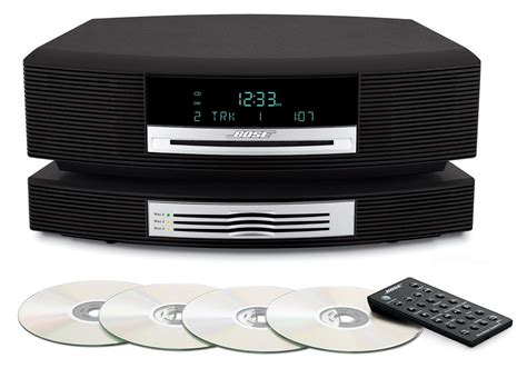 bose wave system iii with multi cd changer ebay