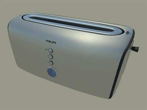 Oven Toaster Philips philips toaster 3d model 3d model sharecg
