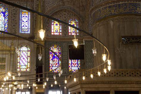 Mosque Chandelier A Blue Mosque Photo Essay Istanbul Turkey