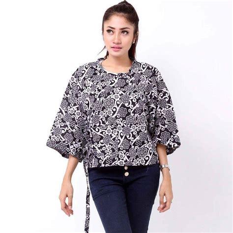 Blouse Batik By Ratoe Modern pics photos batik terbaru model baju batik wanita modern