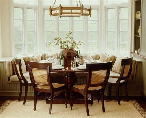 Banquette Seating Dining Rooms Pinterest
