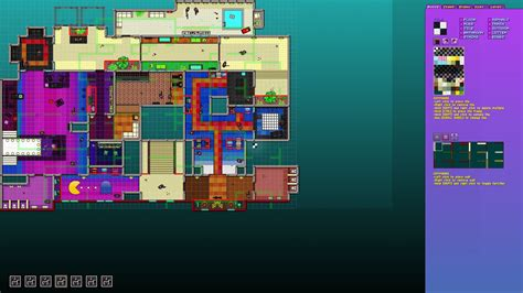 beta layout workshop hotline miami 2 s level editor is live on steam pcgamesn