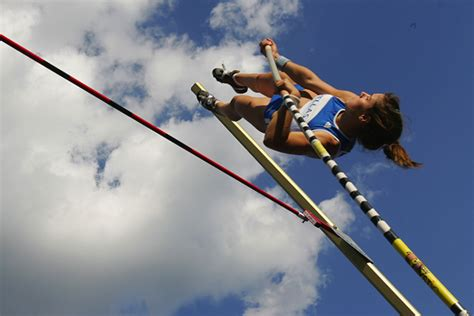 the pole vault chionship of the entire universe books personal bests ekaterini stefanidi news iaaf org