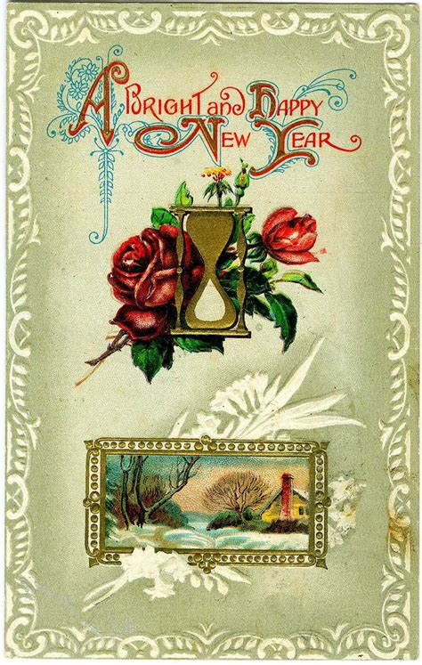 winsch birds new year postcard design shop new year postcards 28 images 105 best antique