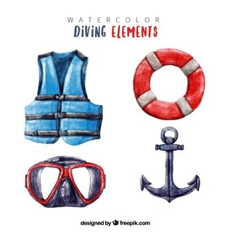 zwemvest duiken zwemvest iconen gratis download