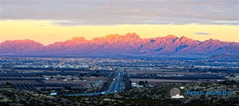 Home Office Interior Design Tips by Photo Of The Week A Colorful Las Cruces Sunset El Paso