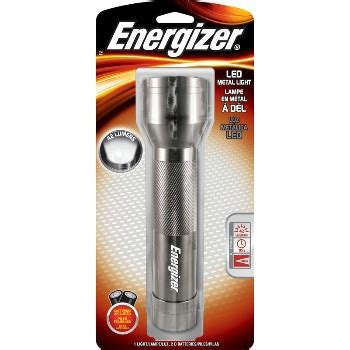 Lu Led Energizer buy the energizer enml2ds led metal flashlight 42 lumens