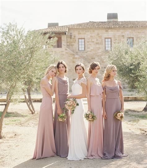 Kebaya Anabel Pink the most bridesmaid dresses chic