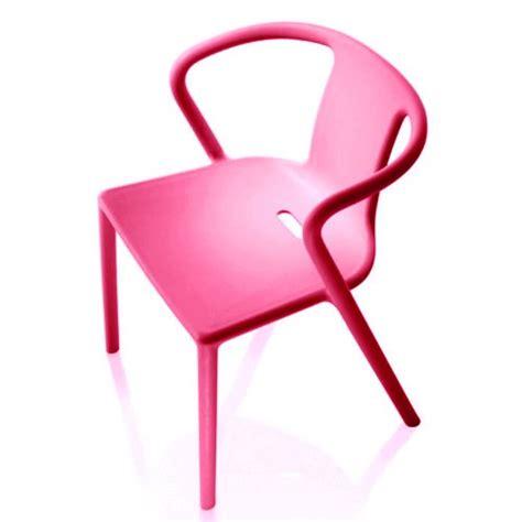 air armchair fauteuil magis fushia fauteuil