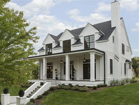 black and white house exterior design black and white exterior house home design