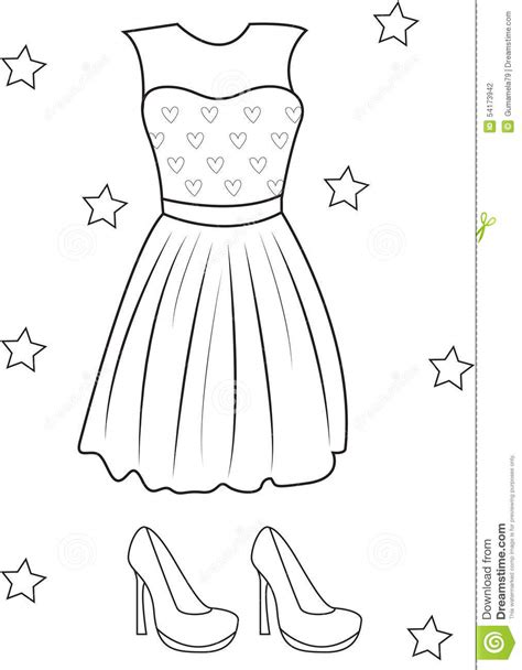 dress shoes coloring page sketches of dress shoes coloring pages
