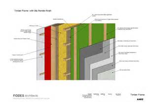 fidarch new wall details for timber frame construction