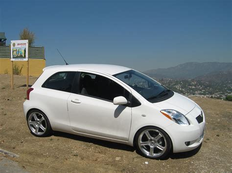 2007 Toyota Yaris Tire Size Toyota Yaris Custom Wheels Rh Evolution Trd 18x7 5 Et 42
