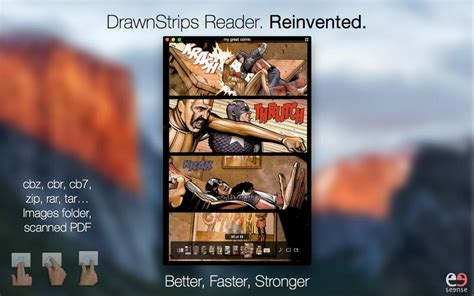 best comic reader android drawnstrips reader the best comic reader app android apk