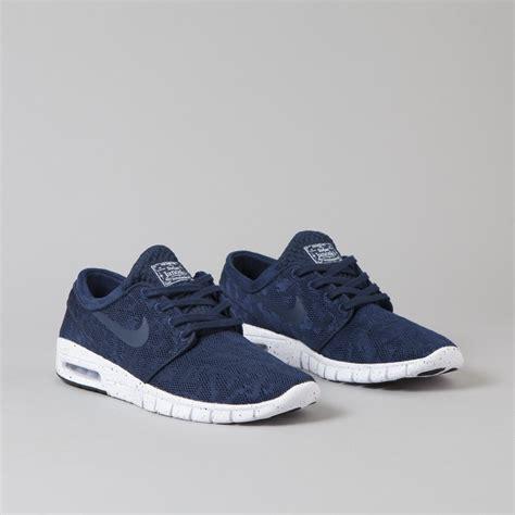 Nike Janoski Murah 2 nike sb stefan janoski max shoes midnight navy mid navy white flatspot