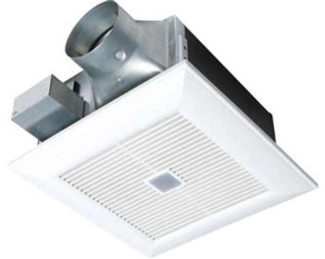 modern bathroom exhaust fan panasonic fv 05vfm2 whisperwelcome 50 cfm ventilation fan