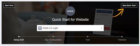 membuat oauth facebook membuat form login html tanpa database login with facebook