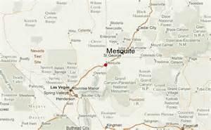 map mesquite guide urbain de mesquite nevada
