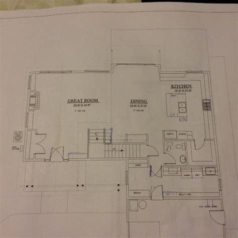 floor l floor plan critique l shape house