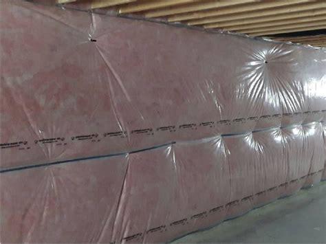 basement wrap basement insulation great northern insulation toronto