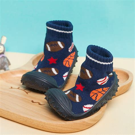 baby sock shoes baby random flooring silicone soles infant toddler