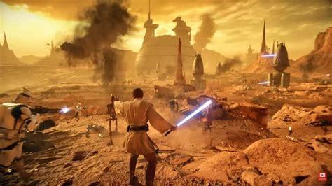 star wars battlefront    obi wan kenobi